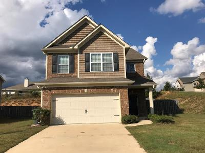 Phenix City AL Single Family Home For Sale: $163,000