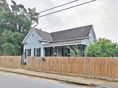 Phenix City AL Single Family Home For Sale: $15,500