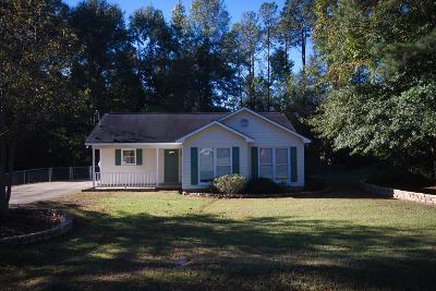 Phenix City AL Single Family Home For Sale: $105,000