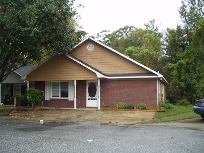 Phenix City Single Family Home For Sale: 2716 21st Ave