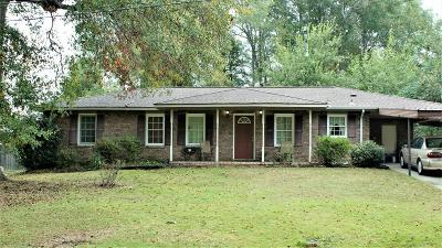 Phenix City Single Family Home For Sale: 8 Jeep Rd