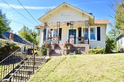 Phenix City AL Single Family Home For Sale: $114,500