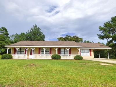 Phenix City AL Single Family Home For Sale: $139,500