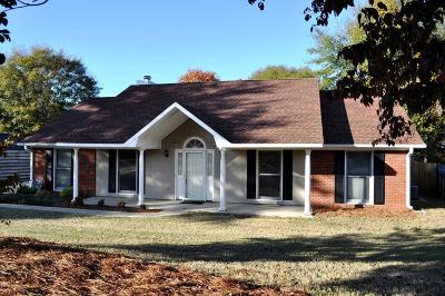 Phenix City Single Family Home For Sale: 32 Lee Rd 985
