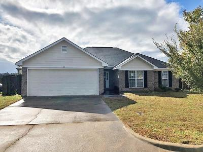 Phenix City Single Family Home For Sale: 61 Brentwood Dr