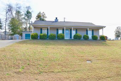 Phenix City Single Family Home For Sale: 46 Lee Rd 2059