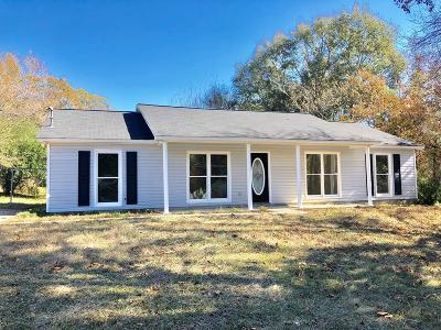 Phenix City Single Family Home For Sale: 225 Lee Rd 207