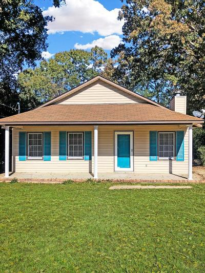 Phenix City Single Family Home For Sale: 1804 45th St