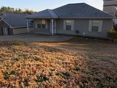 Phenix City Single Family Home For Sale: 805 Mill Pond Dr