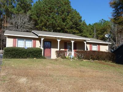 Phenix City Single Family Home For Sale: 2424 13th Ave