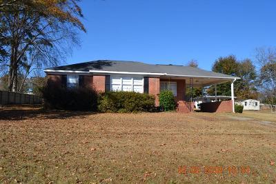 Phenix City Single Family Home For Sale: 1502 45th St