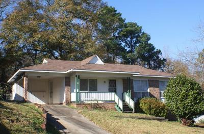 Phenix City Single Family Home For Sale: 1715 Ridgecrest Dr