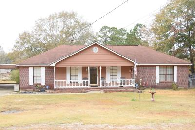 Phenix City Single Family Home For Sale: 2601 Poyner Dr