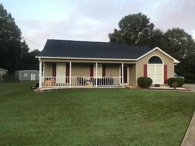 Phenix City Single Family Home For Sale: 245 Lee Rd 2051
