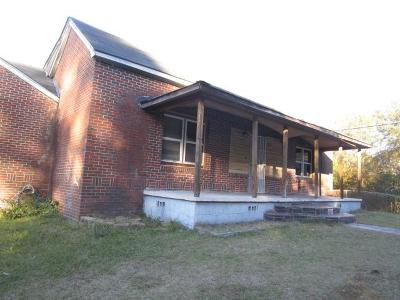 Phenix City Single Family Home For Sale: 1200 8th St