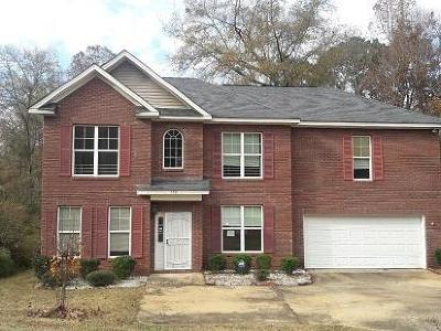 Phenix City Single Family Home For Sale: 710 Lonesome Pine Rd