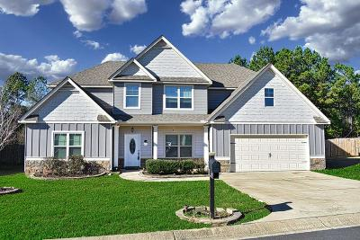 Phenix City Single Family Home For Sale: 81 New Castle Dr