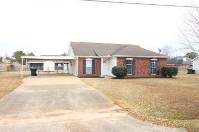Phenix City Single Family Home For Sale: 28 Alexander Loop