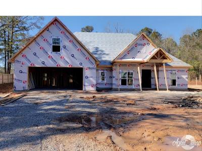 Phenix City Single Family Home For Sale: 2712 Sterling Dr.