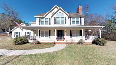 Phenix City Single Family Home For Sale: 126 Lee Rd 2017
