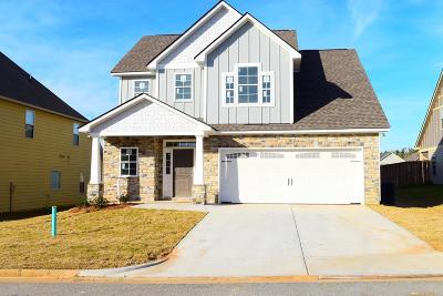 Phenix City Single Family Home For Sale: 11 Ivy Lp
