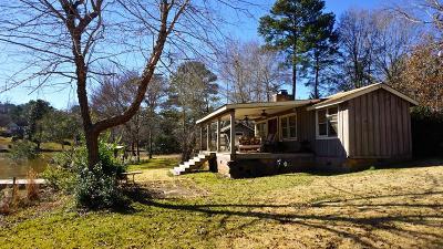 Lake Harding Single Family Home For Sale: 1058 Lee Rd 743