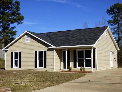 Phenix City AL Single Family Home For Sale: $114,900