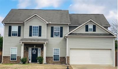 Phenix City AL Single Family Home For Sale: $232,500