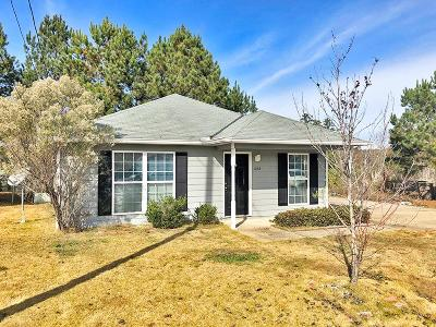 Phenix City AL Single Family Home For Sale: $82,500