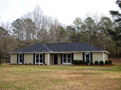 Phenix City AL Single Family Home For Sale: $150,800