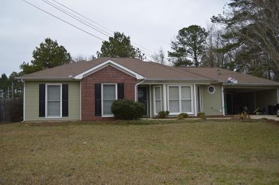 Phenix City Single Family Home For Sale: 33 Lee Rd 540