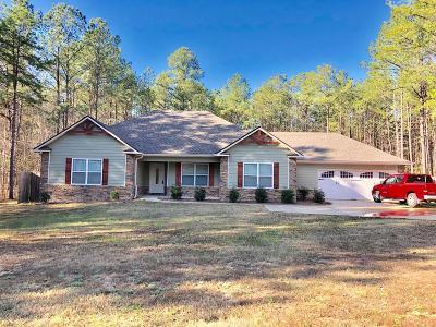 Phenix City AL Single Family Home For Sale: $189,000