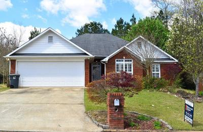 Phenix City Single Family Home For Sale: 5109 Briarwood Ct