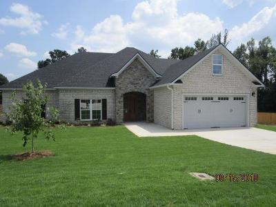 Phenix City Single Family Home For Sale: 2703 Sterling Dr.