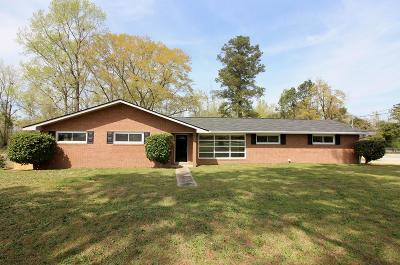 Phenix City Single Family Home For Sale: 40 Woodland Dr