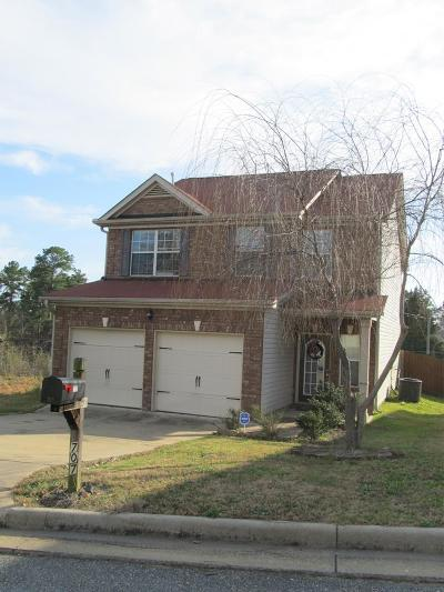 Phenix City Single Family Home For Sale: 707 Williams Ave