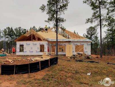 Salem Single Family Home For Sale: 379 Lee Rd 2206