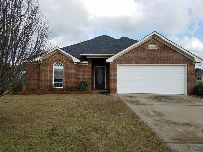 Phenix City Single Family Home For Sale: 96 Lee Rd 2143