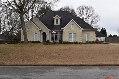 Phenix City Single Family Home For Sale: 2207 Canter Dr