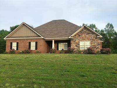 Salem Single Family Home For Sale: 208 Lee Rd 2153