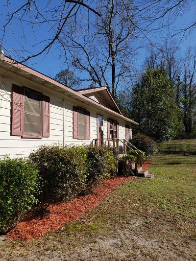 Phenix City Single Family Home For Sale: 324 Lee Rd 479