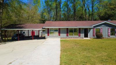 Phenix City Single Family Home For Sale: 15 Sommerset Ct