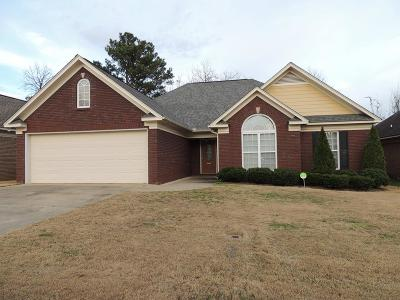 Phenix City Single Family Home For Sale: 1932 Westminster Dr