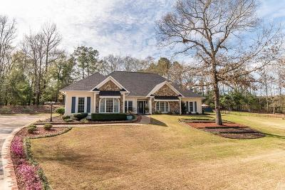 Phenix City Single Family Home For Sale: 5403 Kirkealdy Ln