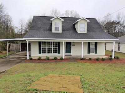 Phenix City Single Family Home For Sale: 628 Mill Pond Dr
