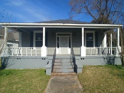 Phenix City Single Family Home For Sale: 804 20th St