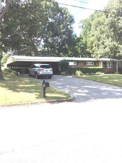 Phenix City Single Family Home For Sale: 1109 18th Ct S