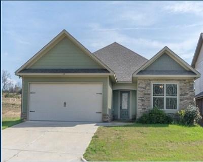 Phenix City Single Family Home For Sale: 33 Whiterock Rd