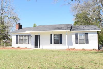 Phenix City Single Family Home For Sale: 10805 Lee Rd 240