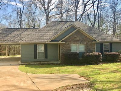 Salem Single Family Home For Sale: 3772 Lee Rd 240